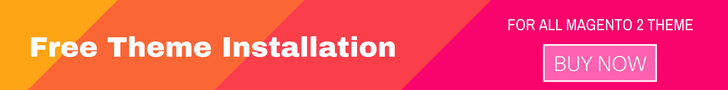 Free Installation Service Magento 2 Themes