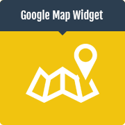 Google Map Widget Prestashop Module