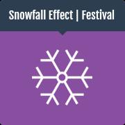 Snowfall Effect - Prestashop Free Module