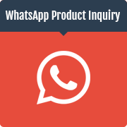 WhatsApp Product Inquiry Prestashop Module