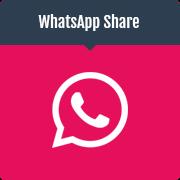 WhatsApp Share Prestashop Module