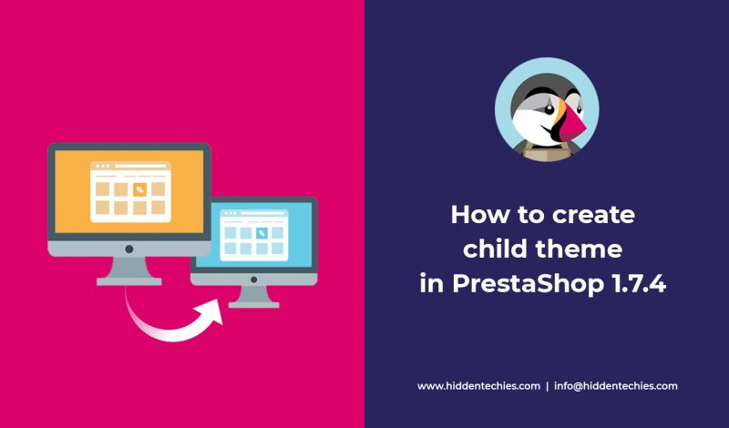 Prestashop Child Theme