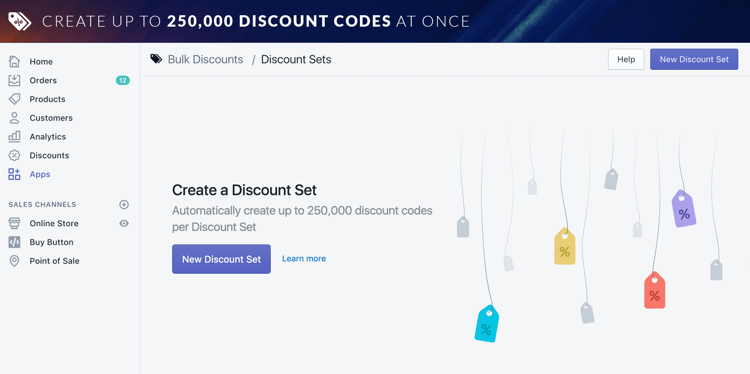 Shopify Discount Code
