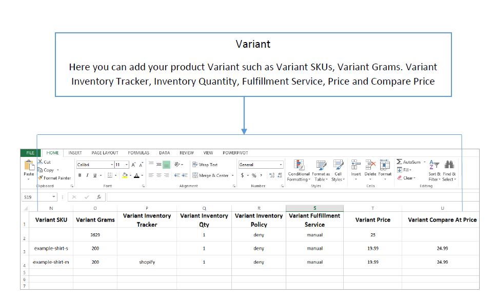 Add Multiple Product Using CSV File in Shopify - HiddenTechies