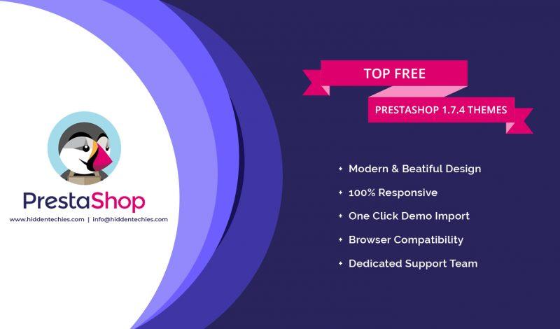 Free Prestashop 1.7.4 Themes