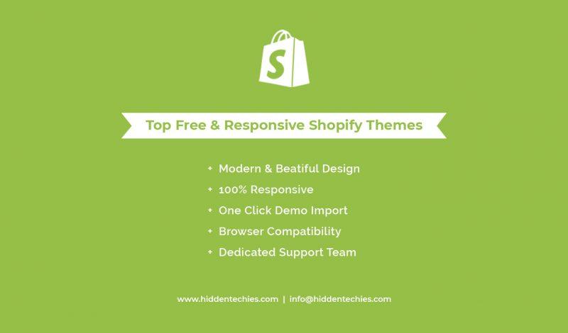 shopify free theme