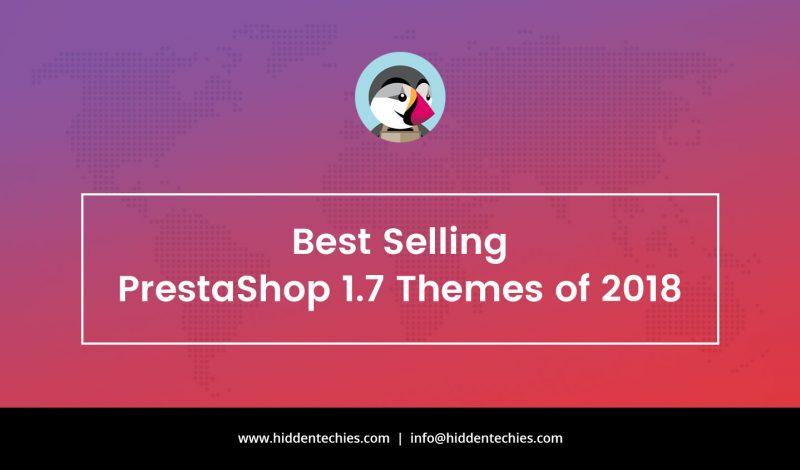 Best selling Prestashop Theme
