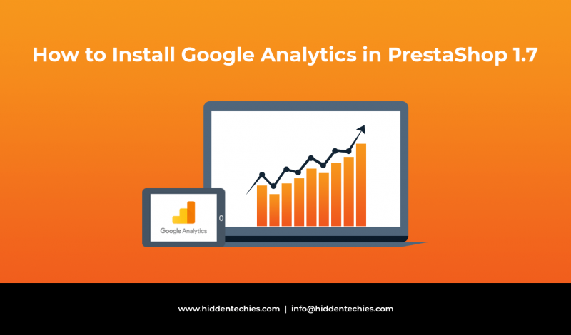 How to add Google Analytics in PrestaShop 1.7