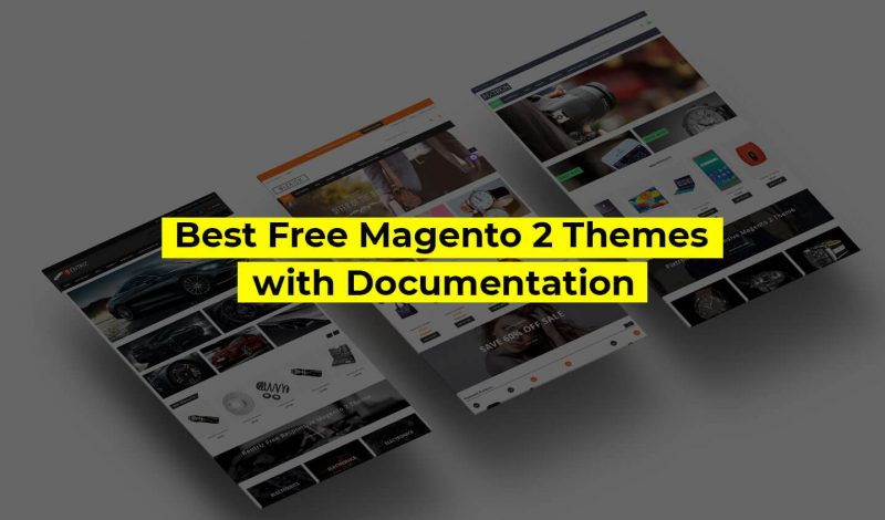 Best Free Magento 2 Themes with Documentation