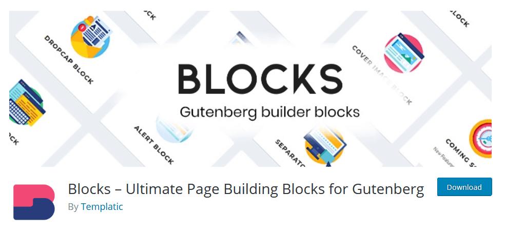 Blocks Gutenberg Plugin