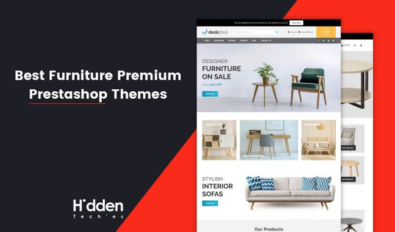 Furniture Premium Prestashop Themes