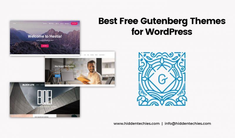 Gutenberg Theme