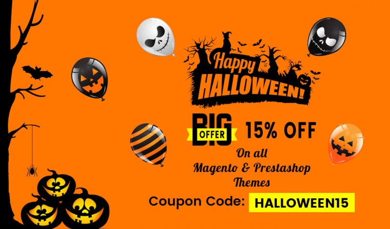 HAPPY HALLOWEEN OFFER - Hiddentechies
