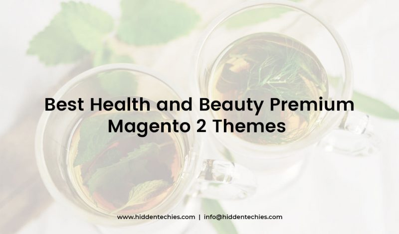 Health and Beauty Premium Magento 2 Themes