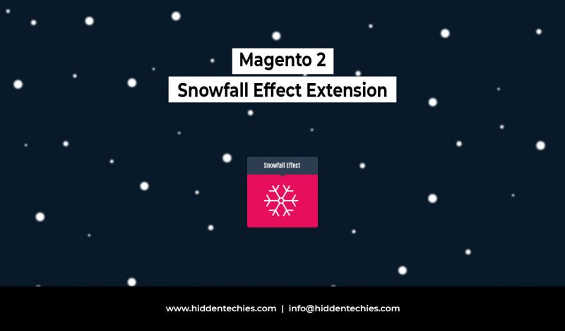 Snowfall Effect