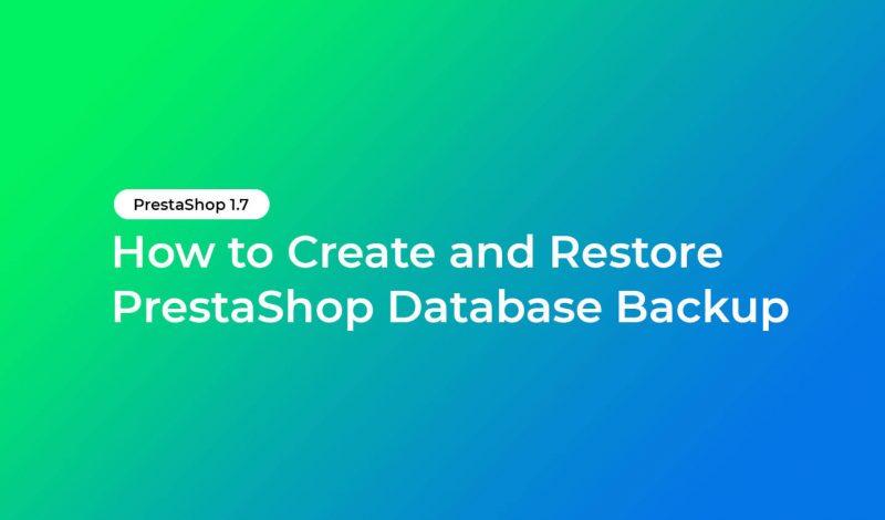 database-backup
