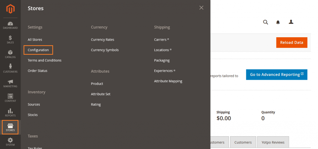 How to Setup the Basic Customer Account Options in Magento 2
