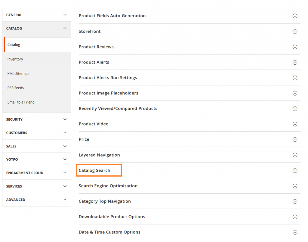 How to Enable Search Recommendations in Magento 2