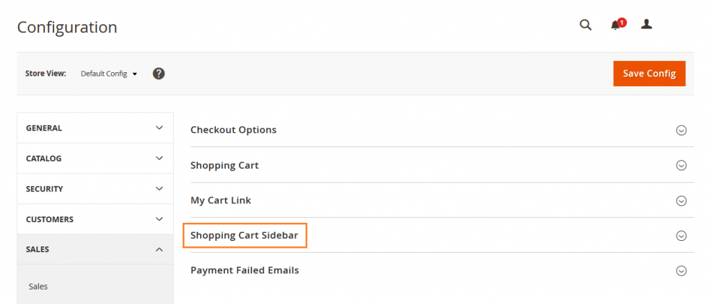 How to Configure the Mini Cart in Magento 2