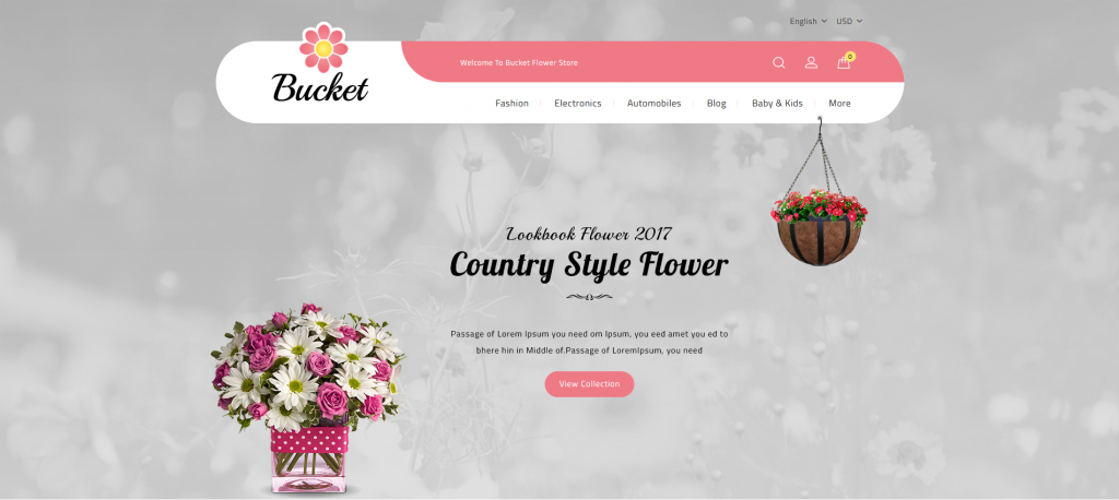 Gifts & Flowers – Premium PrestaShop Themes & Templates
