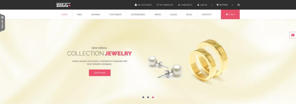 Best Jewelry Magento 2 Themes