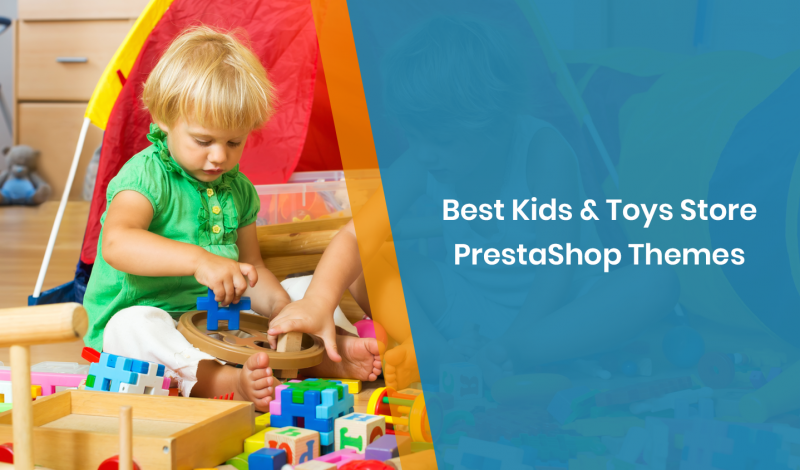 Best Kids & Toys Store PrestaShop Themes