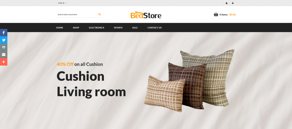 Most Trending Furniture Store PrestaShop Templates