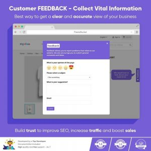 Best PrestaShop Modules to Collect Customer Feedback