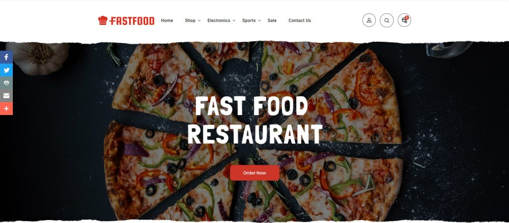 Best Food and Drinks PrestaShop Themes