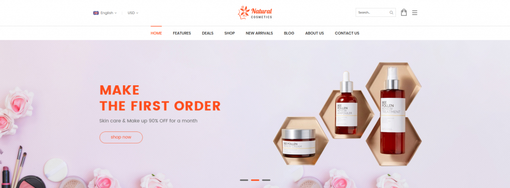 Top Selling Health & Beauty Magento 2 Themes