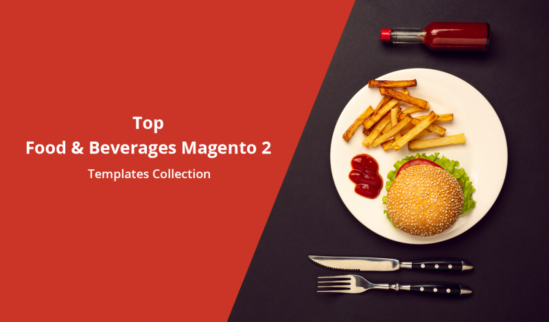 Food & Beverages Magento 2 Templates Collection