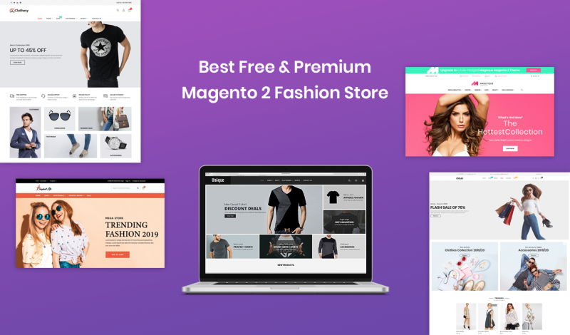 Best Free & Premium Magento 2 Fashion Store Themes