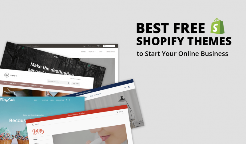 Best Free Shopify Themes to Start Your Online Business