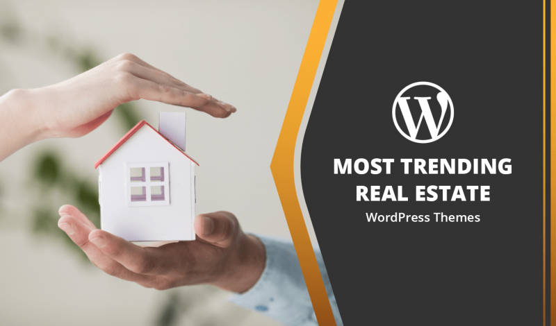 Most Trending Real Estate WordPress Themes