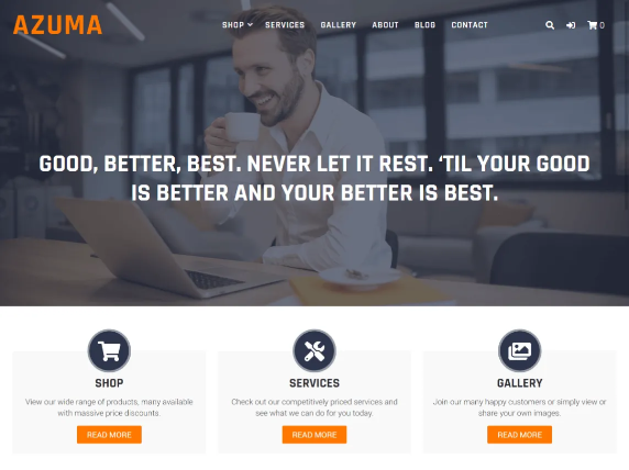 Best Free WordPress Themes for Your Online Business