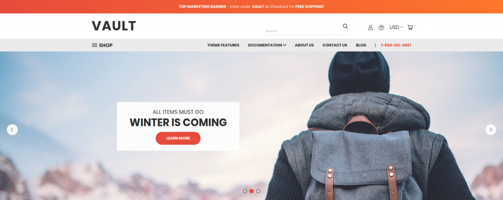 Top Free BigCommerce Themes & Templates for your Online Store