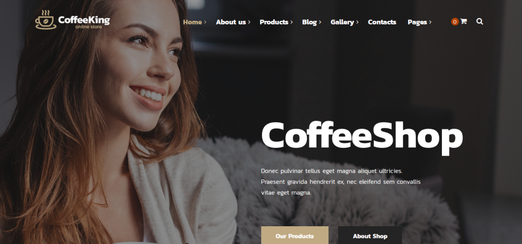 Best Coffee Shop WordPress Themes