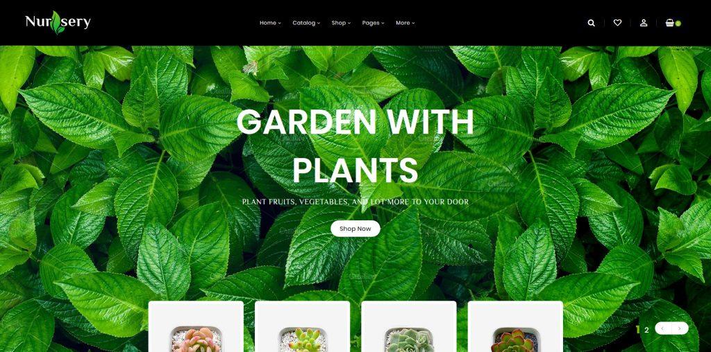 Nursery Plant - Shopify Multi-Purpose Responsive Theme