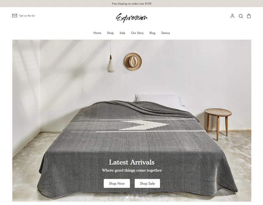 Expression Premium Shopify Theme