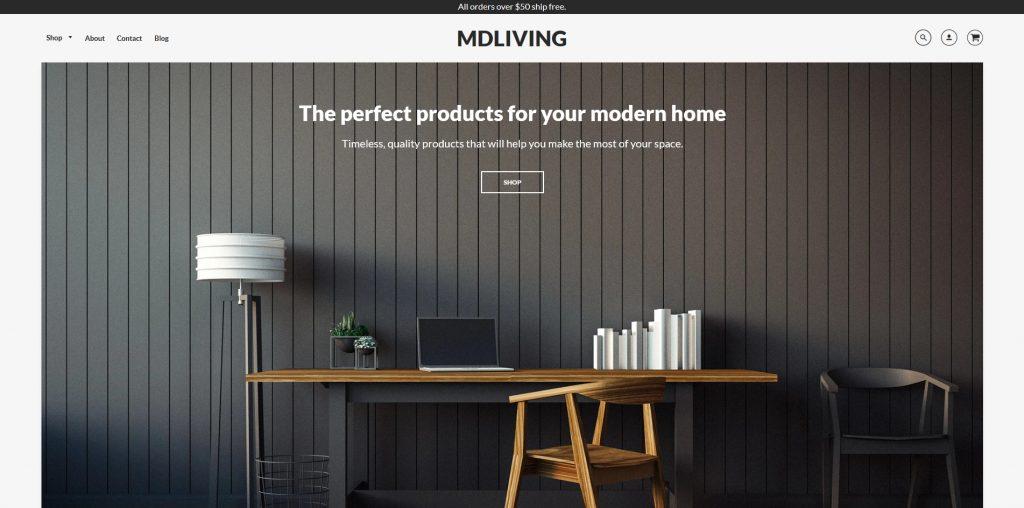 Loft Premium Shopify Theme