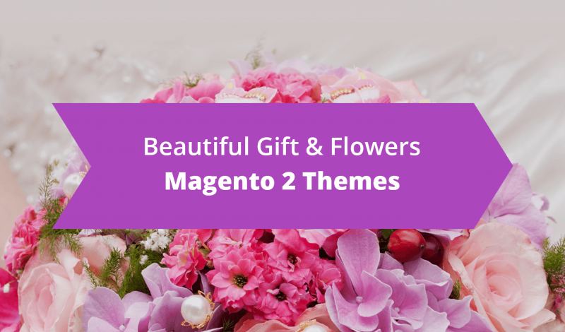 Gift & Flowers Magento 2 Themes