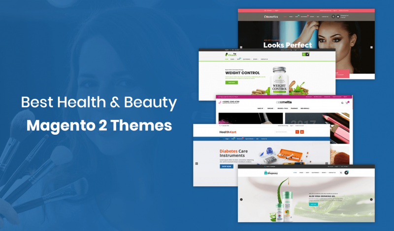 Health & Beauty Magento 2 Themes
