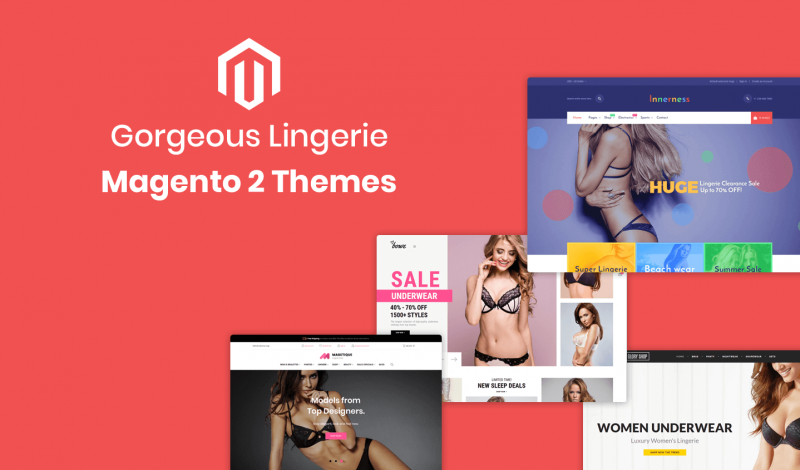 Lingerie Magento 2 Themes