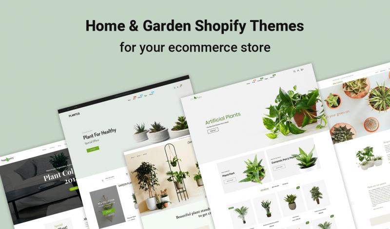 Home & Garden Shopify Themes