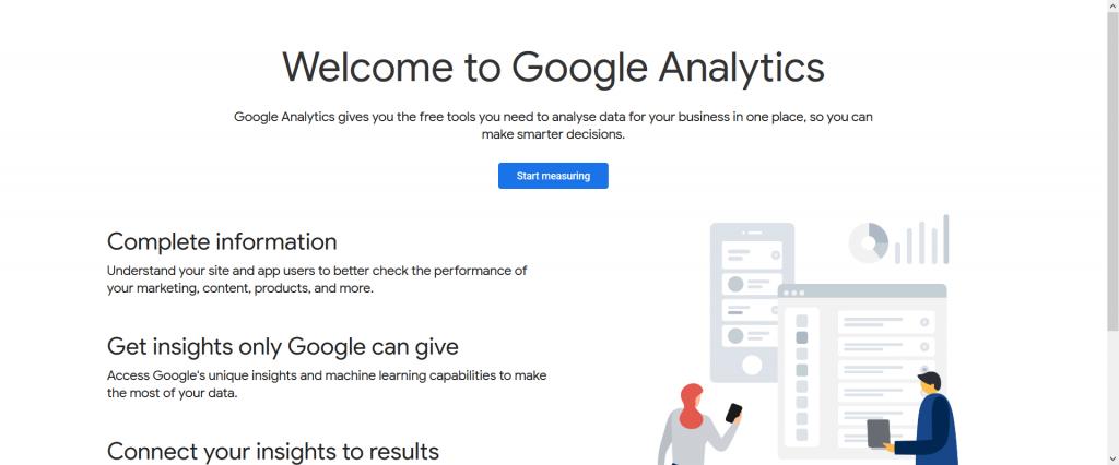 Google Analytics - Data Analytics Tool