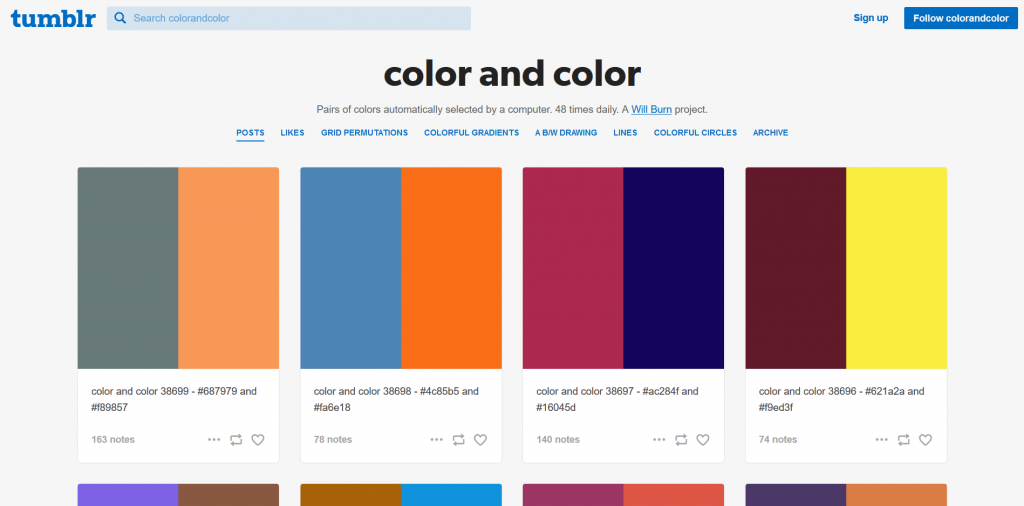 Colorful Gradients - Color Picker Tool