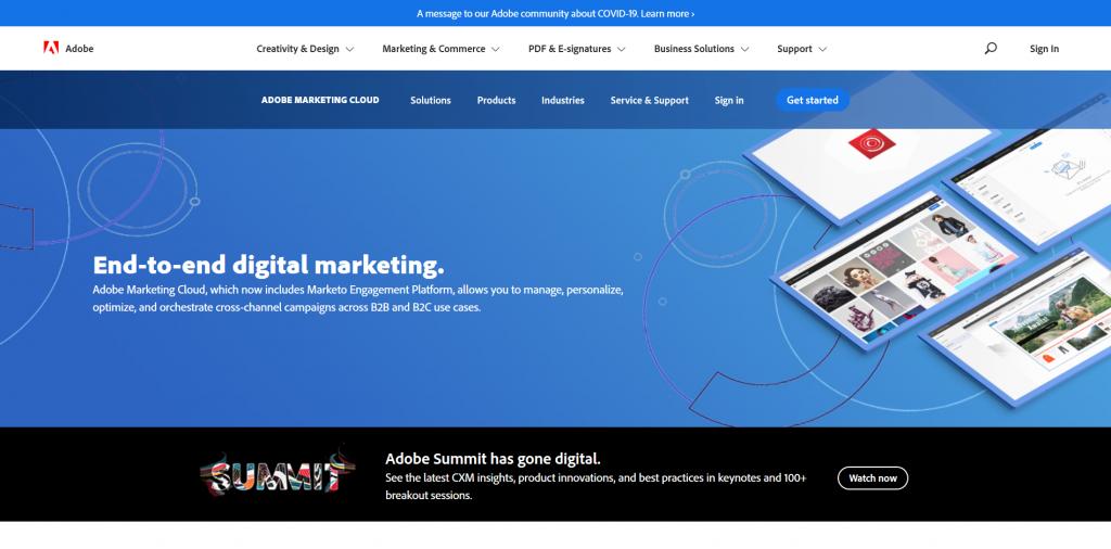 Adobe Marketing Cloud - Data Analytics Tool