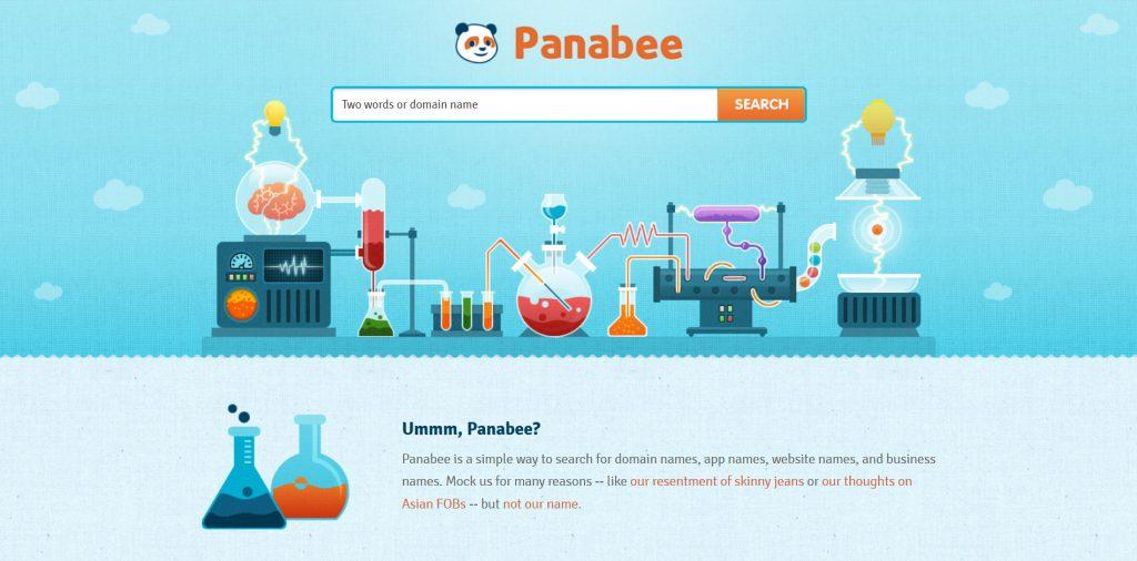Panabee - Domain Name Generator