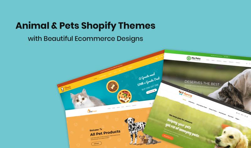 Animal & Pets Shopify Themes