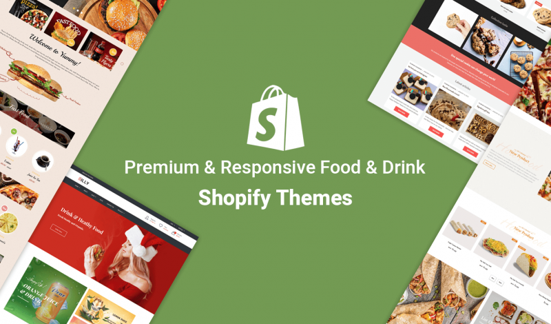 Food & Drink Shopify Themes